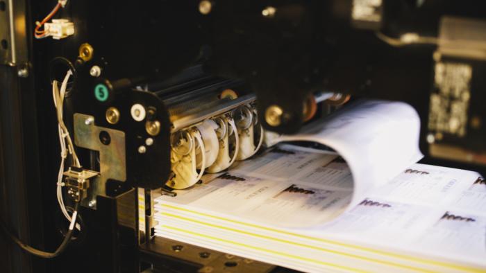Digitaal drukwerk